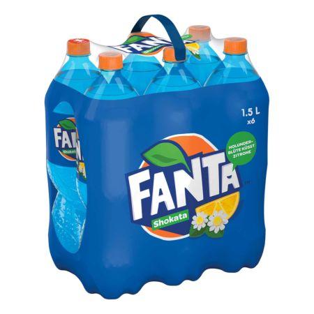 Fanta Shokata  6 x 1,5 Liter