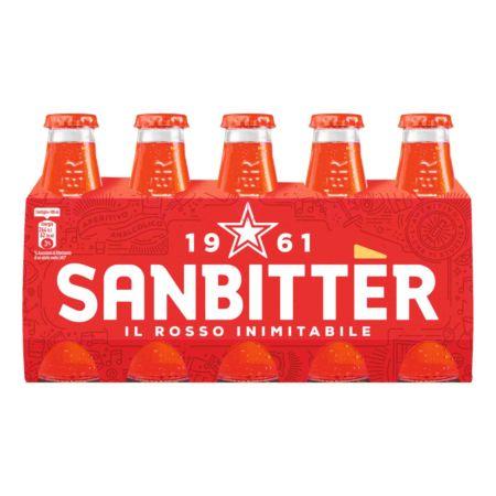 San Pellegrino Sanbitter 10 x 100 ml