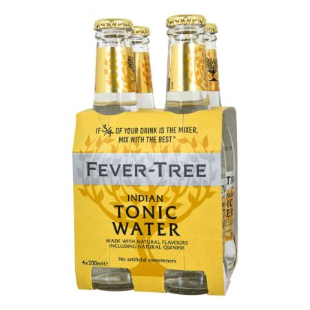 Fever-Tree Tonic Water Indian 4 x 20 cl
