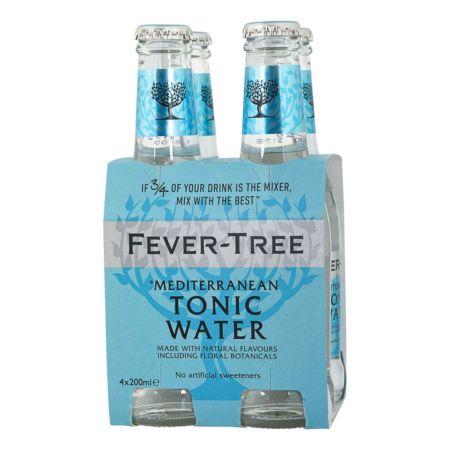 Fever-Tree Tonic Water Mediterranean 4 x 20 cl