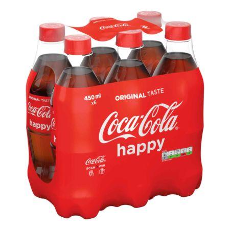Coca-Cola Classic 6 x 45 cl