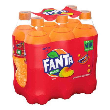 Fanta Mango 6 x 45 cl