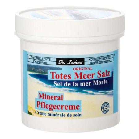Dr. Sachers Pflegecreme Totes Meer Salz 250 ml