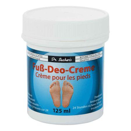 Dr. Sachers Fuss-Deo-Creme 125 ml