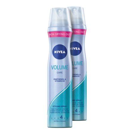 Nivea Volume Care Styling Spray 2 x 250 ml