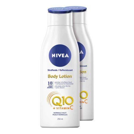 Nivea Q10 Straffende Body Lotion + Vitamin C 2 x 250 ml