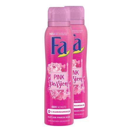 Fa Deo Aero Pink Passion 2 x 150 ml