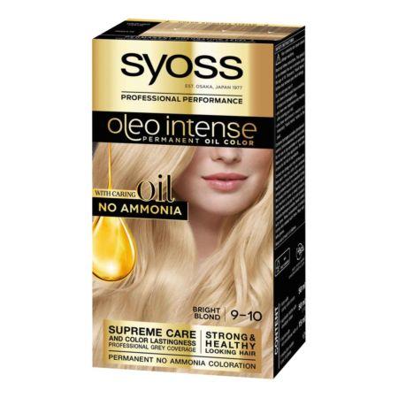Syoss Oleo Intense Permanente Öl-Coloration Helles Blond 9-10