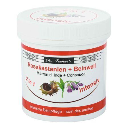 Dr. Sachers Rosskastanie & Beinwell Intensiv 250 ml