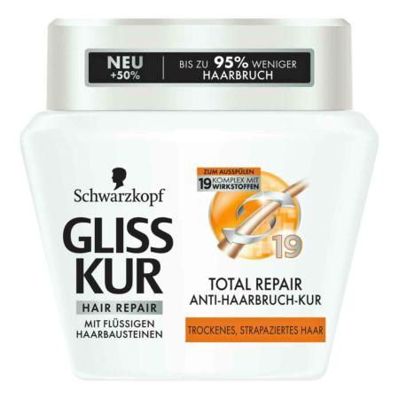Gliss Kur Total Repair Anti-Haarbruch-Kur 300 ml