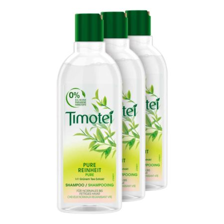 Timotei Shampoo Pure Reinheit 3 x 300 ml