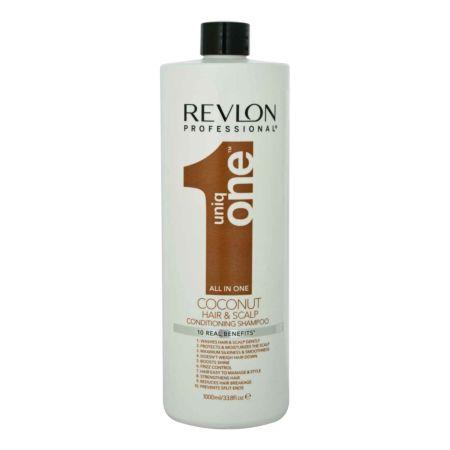 Revlon Uniq One Conditioning Shampoo Coconut 1000 ml