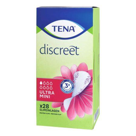 Tena Discreet Slipeinlagen Ultra Mini 28 Stück