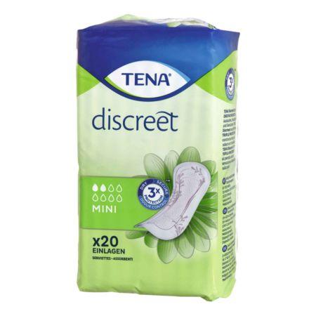 Tena Discreet Einlagen Mini 20 Stück