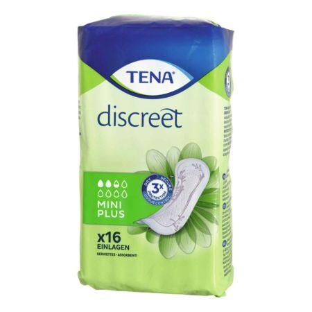 Tena Discreet Einlagen Mini Plus 16 Stück