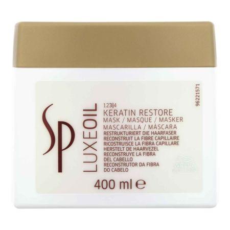 Wella SP LuxeOil Keratin Restore Mask 400 ml