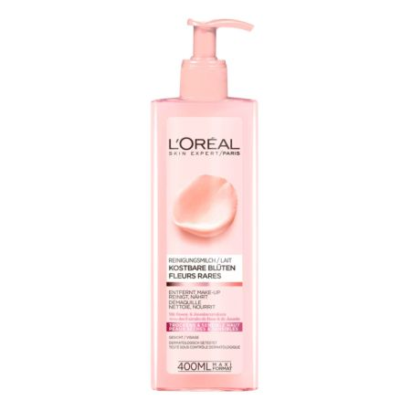 L'Oréal Kostbare Blüten Reinigungsmilch 400 ml