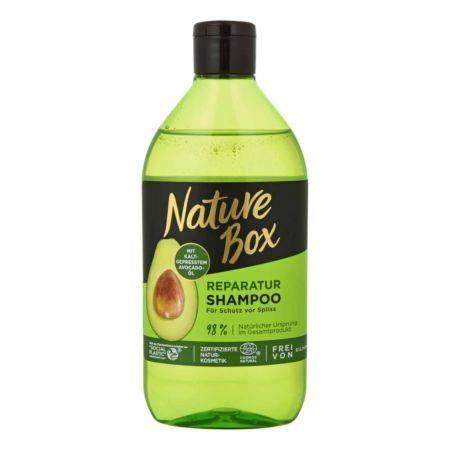 Nature Box Reparatur Shampoo Avocado 385 ml