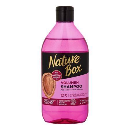 Nature Box Volumen Shampoo Mandel 385 ml