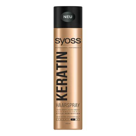 Syoss Hairspray Keratin Aerosol