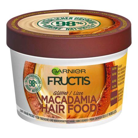 Garnier Fructis Haarmaske Macadamia Hair Food 390 ml