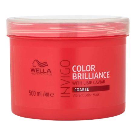 Wella Invigo Maske Color Brilliance kräftiges Haar 500 ml