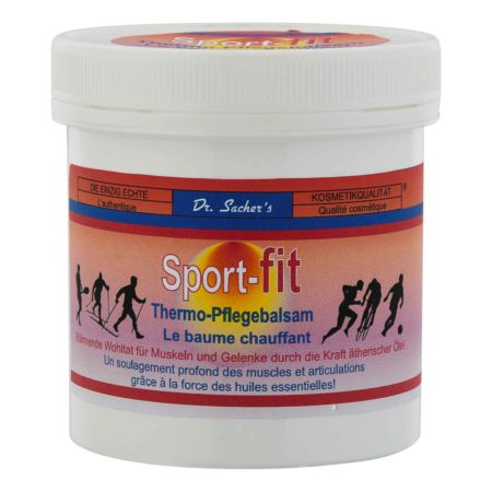 Dr. Sacher's Pflegebalsam Sport-Fit Thermo 250 ml