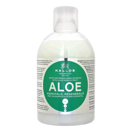Kallos Shampoo Aloe 1000 ml