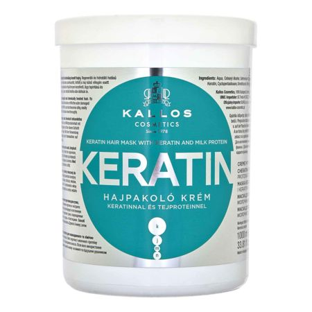 Kallos Haarmaske Keratin 1000 ml