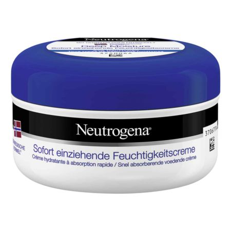 Neutrogena Sofort einziehende Feuchtigkeitscreme 200 ml