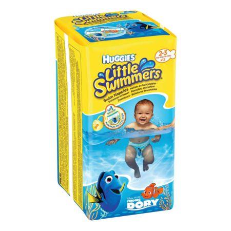 Huggies Little Swimmers 3-8 kg 12 Stück