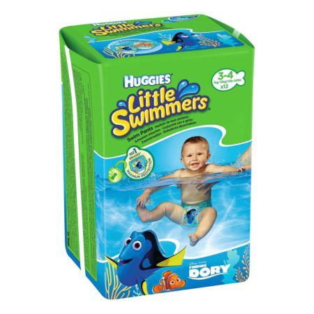 Huggies Little Swimmers 7-15 kg 12 Stück