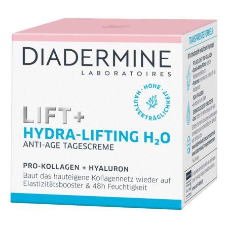 Diadermine Anti-Age Tagescreme Lift+ Hydra-Lifting H2O 50 ml