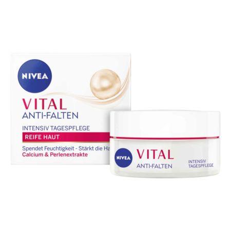 Nivea Vital Anti-Age Aufbauende Tagescreme 50 ml