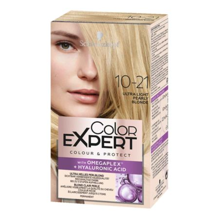 Schwarzkopf Color Expert Intensiv-Pflege Color-Creme 10-21 ultra Perlmuttblond