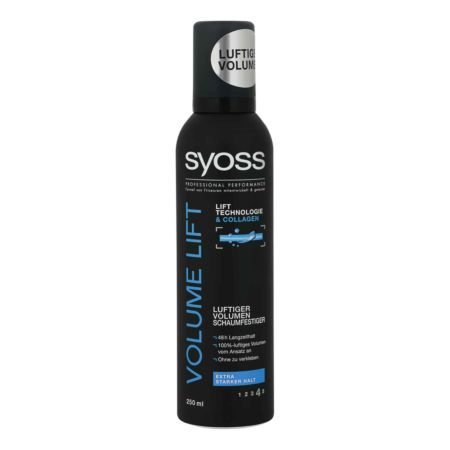 Syoss Schaumfestiger Volume Lift Extra Starker Halt 250 ml