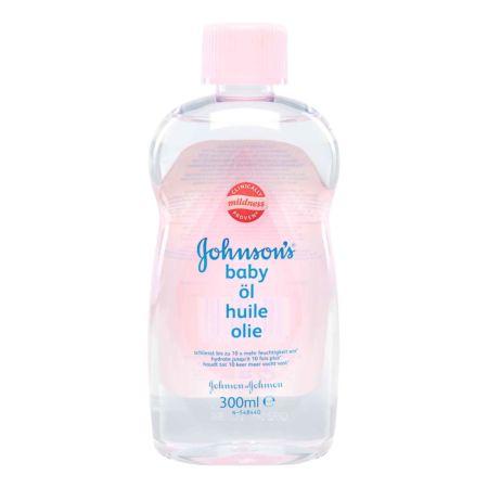 Johnson's Baby Öl 300 ml