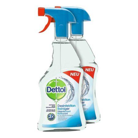 Dettol Desinfektionsreiniger 2 x 750 ml