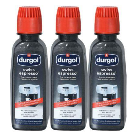 Durgol Swiss Espresso 3x125ml