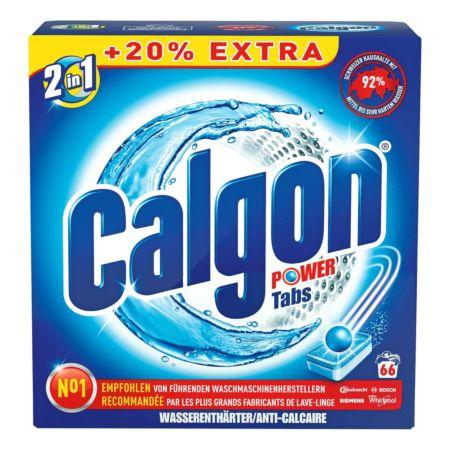 Calgon Power Tabs 66 Stück