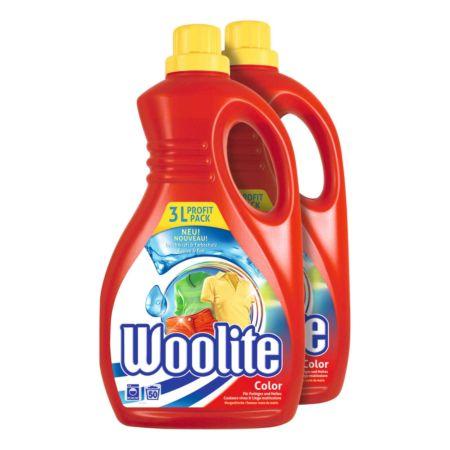 Woolite Color 2 x 3 Liter