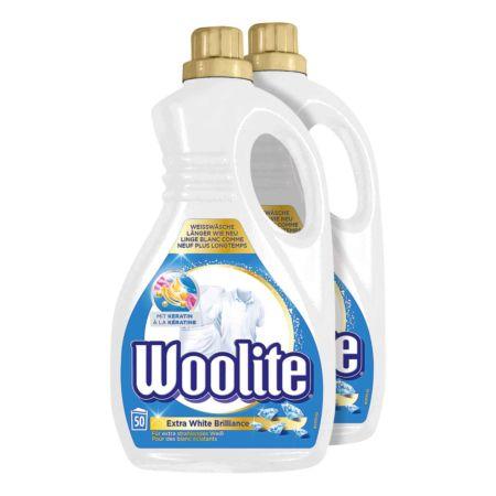 Woolite White 2x3l