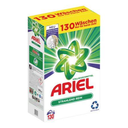 Ariel Vollwaschmittel Pulver Regulär 130 WG