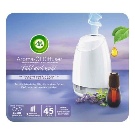 Air Wick Aroma-Öl Diffuser Entspannender Lavendel