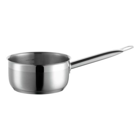 Mäser Stielkasserolle Professional I Ø 16 cm Edelstahl