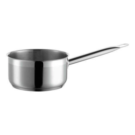 Mäser Stielkasserolle Professional I Ø 18 cm Edelstahl