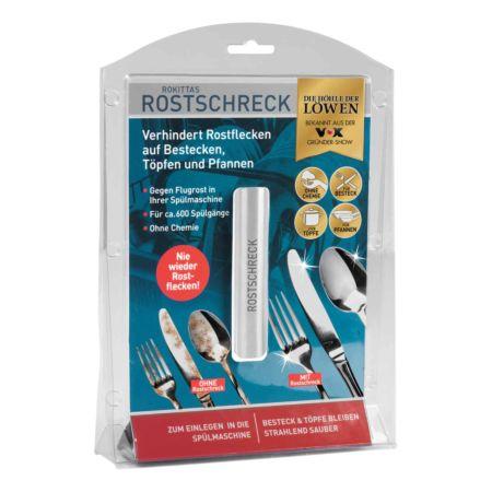 TV Rokitta's Rostschreck Aluminium