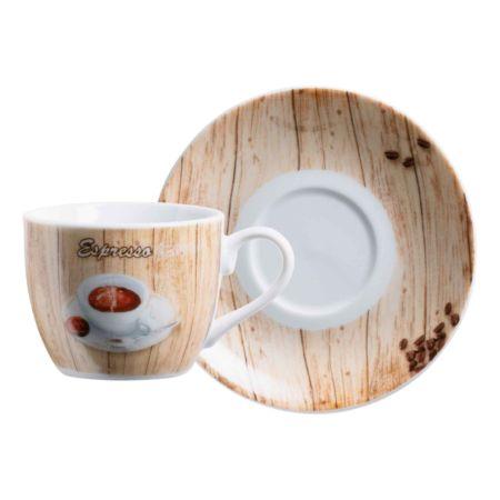 Mäser Espressotasse mit Unterteller Fantastic 8-teilig