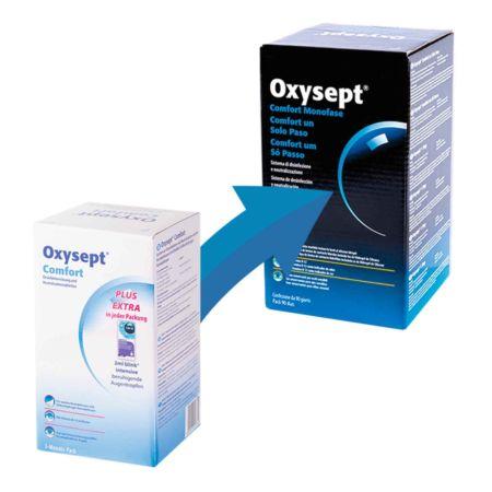 Oxysept Comfort 3 x 300 ml