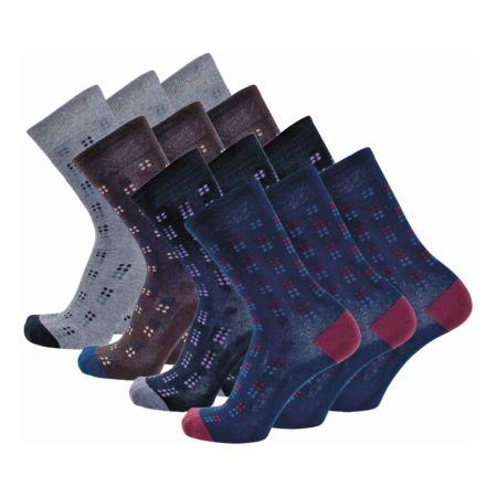 Pierre Cardin Herren-Socken 12er-Pack